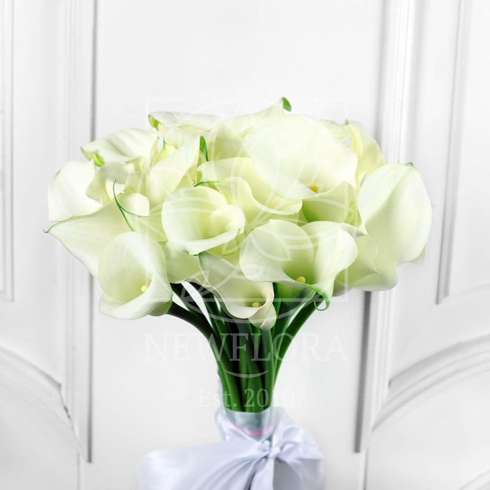 Букеты цветы каллы фото