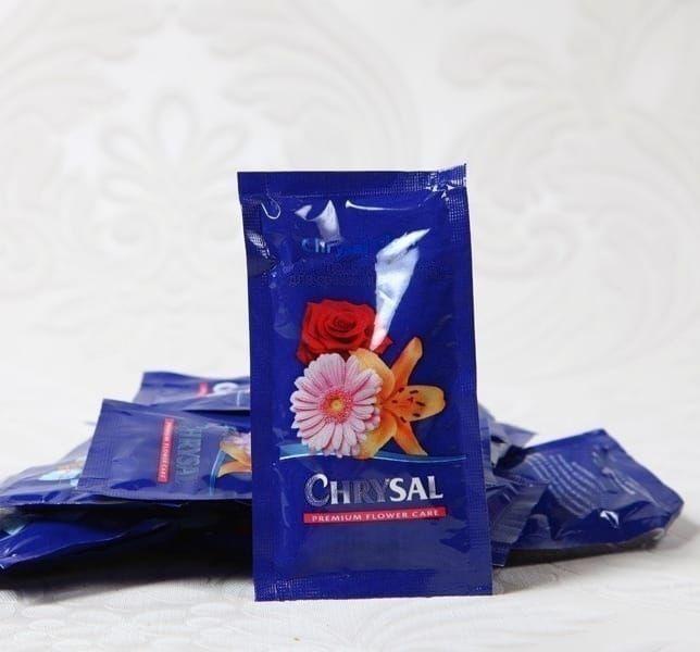 Универсальная подкормка для цветов Chrysal (хризал)