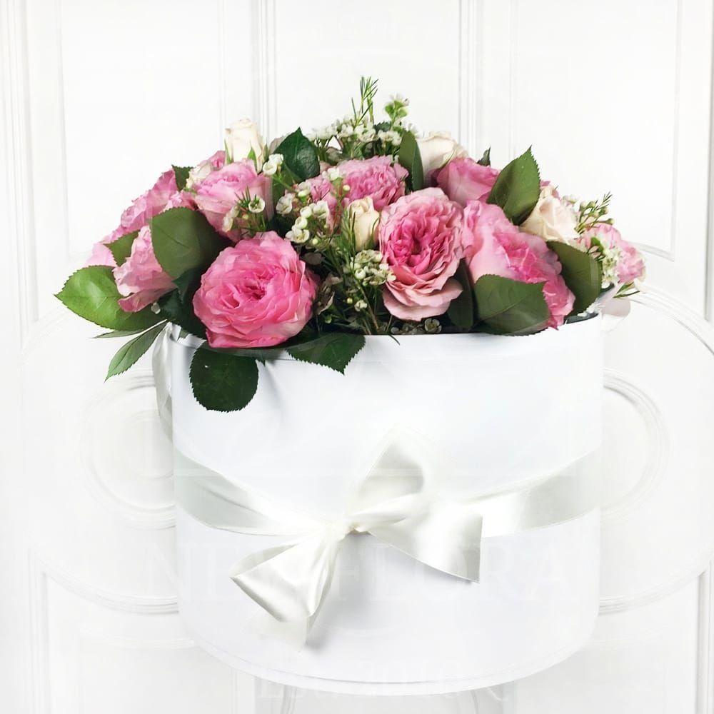 Доставка цветов в санкт-петербурге круглосуточно розы в шляпной коробке