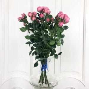 Букет 9 кустовых роз BellaLinda
