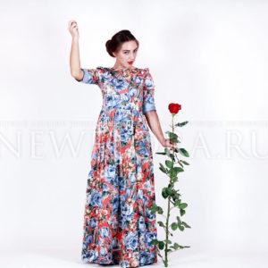 Красные розы высотой 120см поштучно