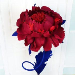 Гигантские бумажные цветы в аренду и на продажу