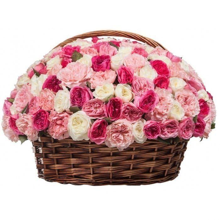 Купить шикарный букет цветов в спб