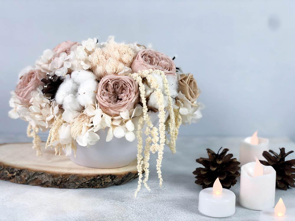 Стабилизированные цветы купить интернет магазин москва