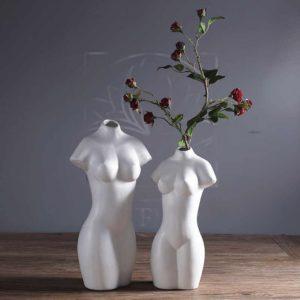 Ваза «тело» настольная 38×20