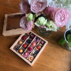 Набор ягод в шоколаде (16шт)