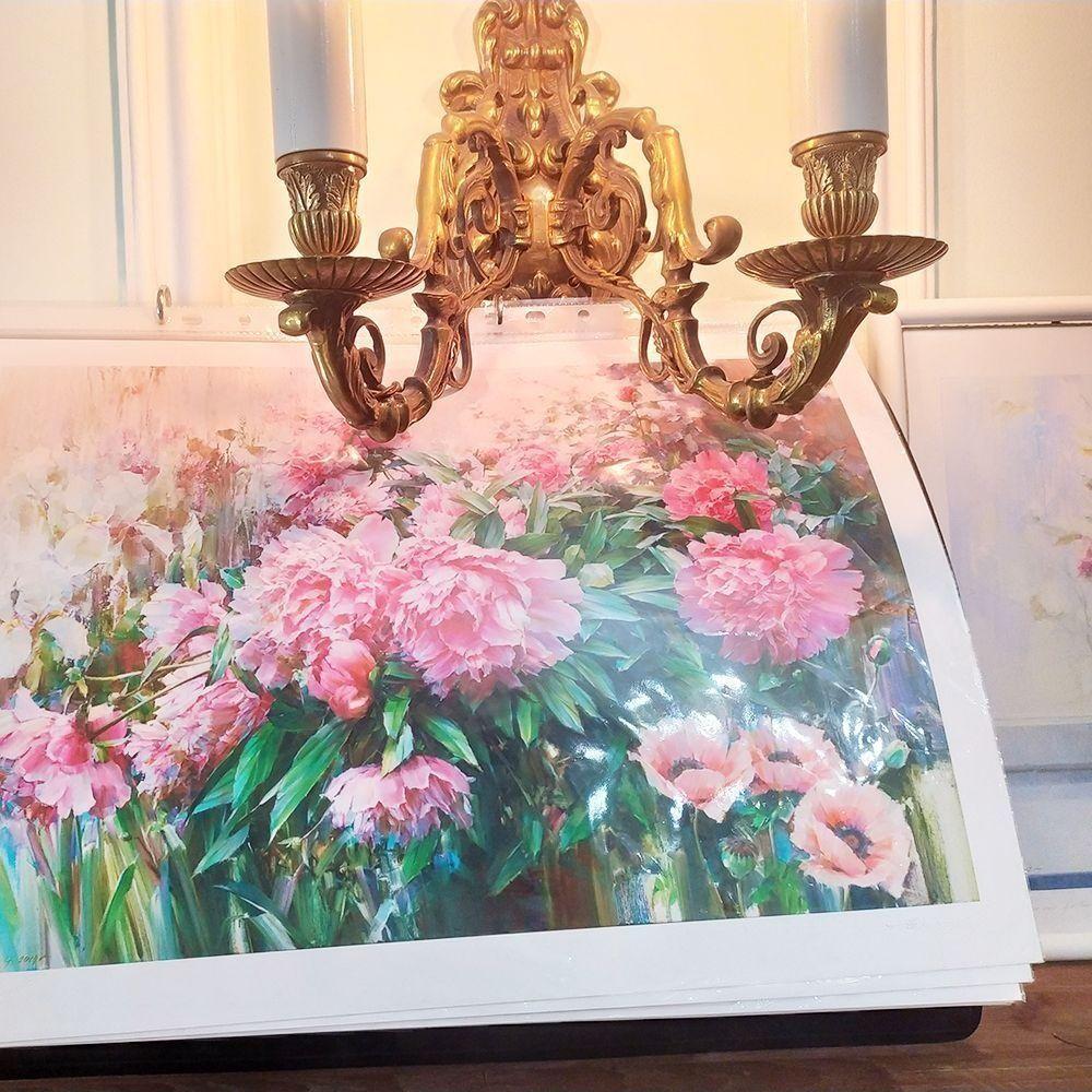 Авторские постеры художника Олега Тимошина (живопись)